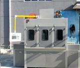 输送式湿式水喷砂机